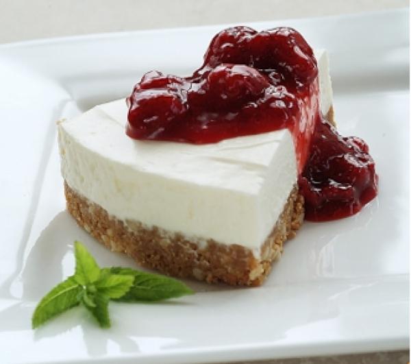 Cheesecake de Iogurte e Granola Tia Sônia