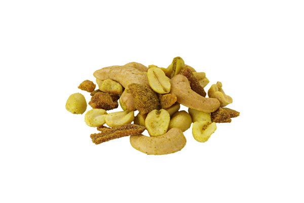 Snack Nuts Salgado