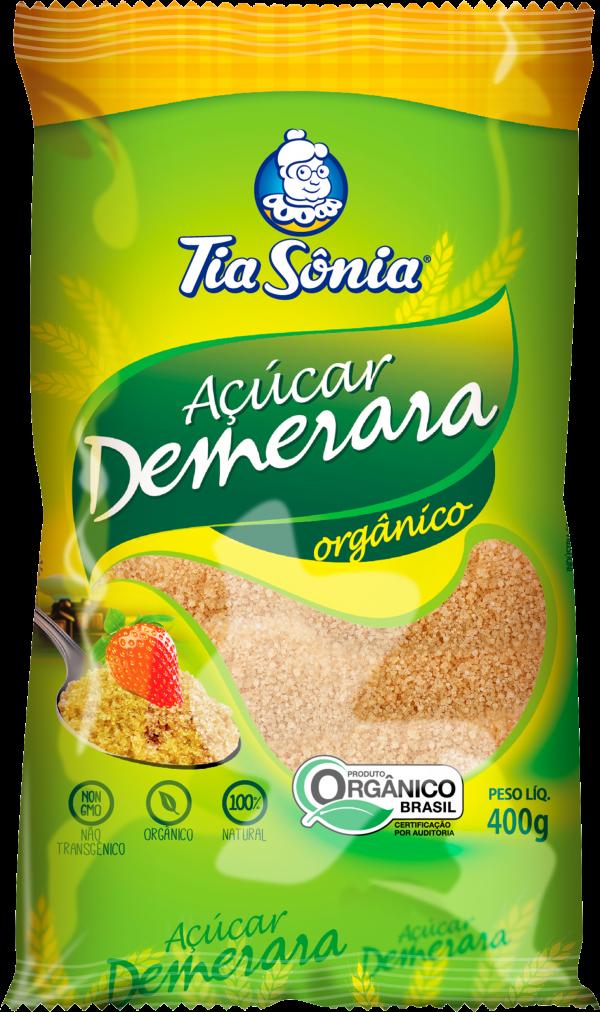 Açúcar Demerara