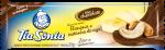 Barra Banana e Castanha de Caju com Chocolate