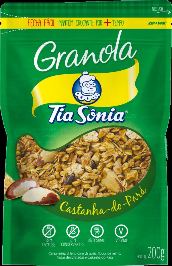 Granola Castanha do Pará
