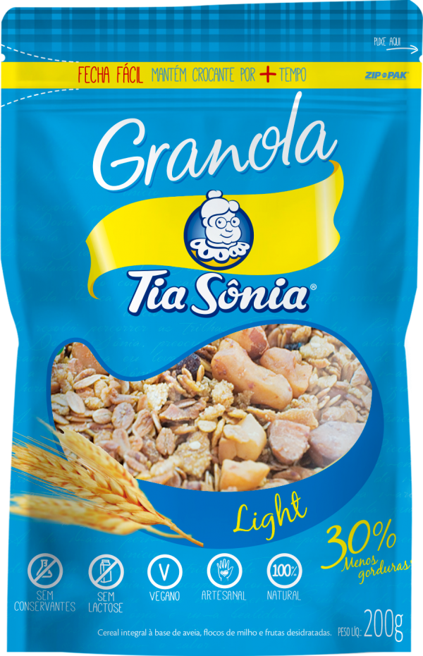 Granola Light
