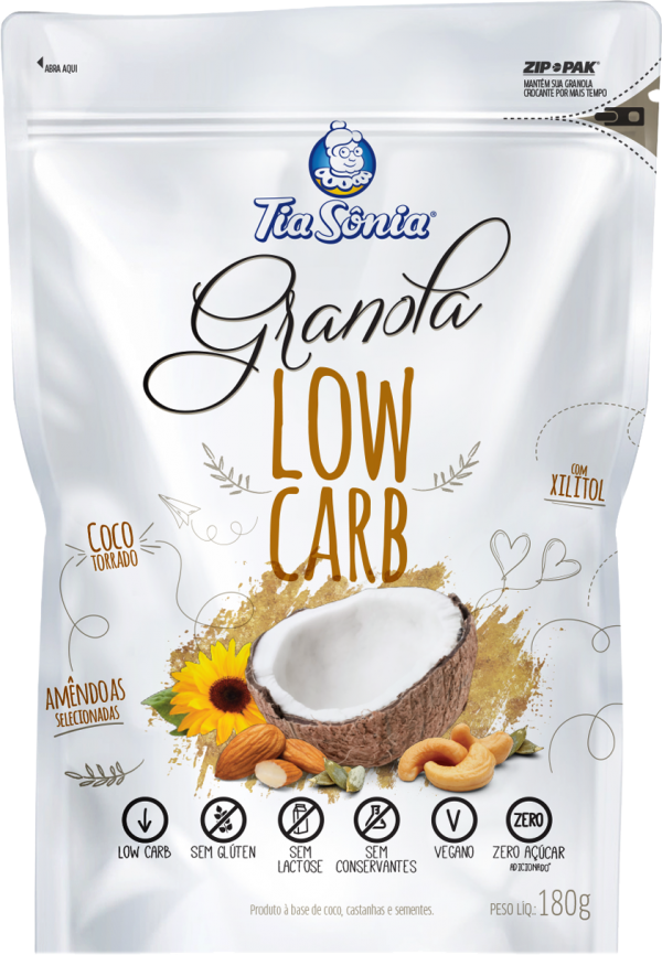 Granola Low Carb