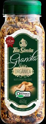 Granola Orgânica