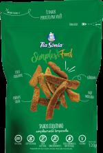 Snack Coquinho Salgado