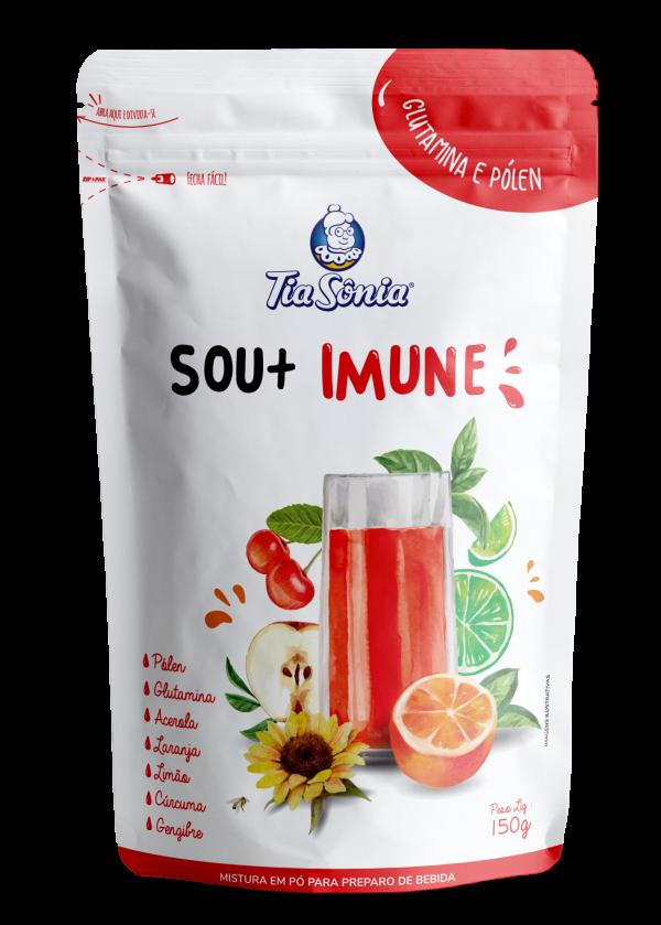 Bebida funcional SOU + Imuno